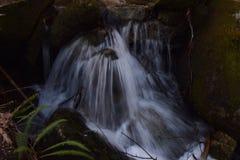 Pouca cachoeira Foto de Stock Royalty Free