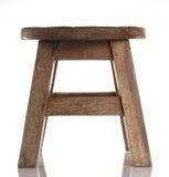 Pouca cadeira de madeira Foto de Stock Royalty Free