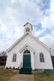 Pouca capela do casamento Foto de Stock