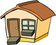 Pouca casa Imagem de Stock