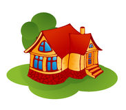 Pouca casa Imagens de Stock Royalty Free