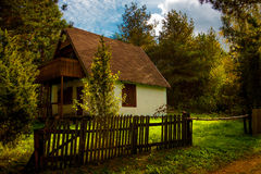 Pouca casa Imagens de Stock
