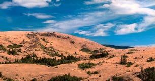 Pouca casa na montanha Imagem de Stock Royalty Free