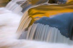 Pouca cascata do rio Foto de Stock