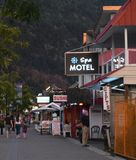 Pouca cidade de Harrison Fotografia de Stock Royalty Free