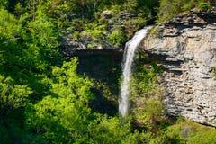 Pouca conserva nacional da garganta do rio Foto de Stock