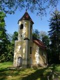 Pouca igreja Imagens de Stock