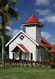Pouca igreja Foto de Stock Royalty Free