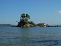 Pouca ilha Foto de Stock