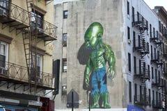 Pouca Italia, New York City Imagem de Stock