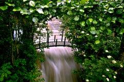 Pouca ponte Foto de Stock Royalty Free