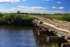 Pouca ponte Imagens de Stock Royalty Free