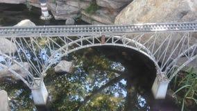 Pouca ponte Foto de Stock