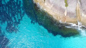 Pouca praia 3 Fotografia de Stock Royalty Free