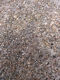 Pouca textura do cascalho Imagem de Stock