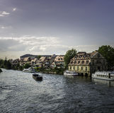 Pouca Veneza Bamberga Fotografia de Stock Royalty Free