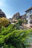 Pouca Veneza em Colmar Imagens de Stock