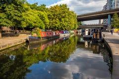 Pouca Veneza, Londres Imagens de Stock