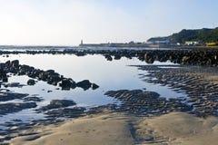 Poucas dunas de areia Fotos de Stock Royalty Free