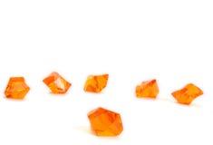 Poucas gemas Imagens de Stock