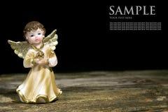Pouco anjo Imagens de Stock