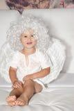 Pouco anjo Foto de Stock Royalty Free