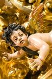 Pouco anjo Fotos de Stock Royalty Free