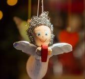 Pouco anjo (1) Imagem de Stock