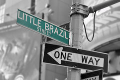 Pouco Brasil Fotografia de Stock Royalty Free