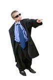 Pouco businessman-2 Foto de Stock Royalty Free