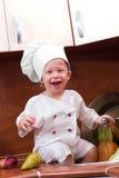 Pouco cozinha Imagens de Stock Royalty Free