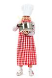 Pouco cozinheiro Imagem de Stock Royalty Free