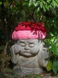 Pouco estátua da Buda no  de DaishÅ - no templo, Japão fotografia de stock royalty free
