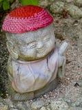 Pouco estátua da Buda no  de DaishÅ - no templo, Japão imagens de stock royalty free