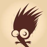 Pouco monstro dos desenhos animados Foto de Stock