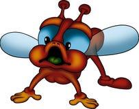 Pouco mosca 05 Imagem de Stock Royalty Free