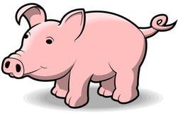 Pouco Piggy Ilustração Stock