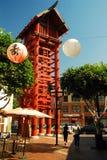 Pouco Tóquio, Los Angeles imagem de stock royalty free