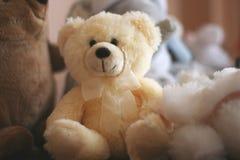 Pouco urso Fotos de Stock Royalty Free