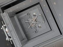 Poucos vaults no vault. 3d Foto de Stock Royalty Free