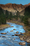 poudre ποταμός Στοκ Εικόνες