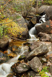 poudre заводи 3 каньонов ревя Стоковое Фото