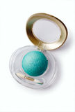 Poudre cosmétique Photographie stock