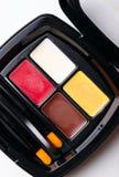 Poudre cosmétique Images stock