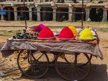 Poudre de Bindi Image stock