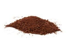 Poudre de cacao Images libres de droits
