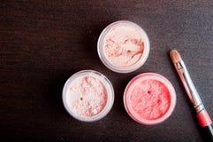 Poudre desserrée Photo stock