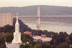 Poughkeepsie, NY Royalty Free Stock Images