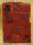 Poule rouge illustration libre de droits