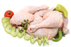 poulet photos stock